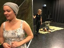 Rødlista, Akershus Teater 2017, foto: Øystein U. Brager