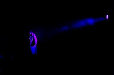 Frankenstein på Nordland Teater, 2015. Foto: Marius Fiskum