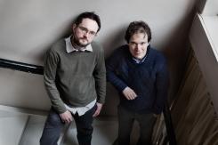 Øystein Ulsberg Brager & Philip Thorne. Foto: Ida Oppen